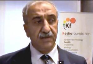 Keshe mostra contrato e parceria com Naturophatica