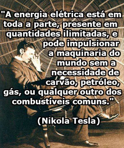 Frase de Tesla