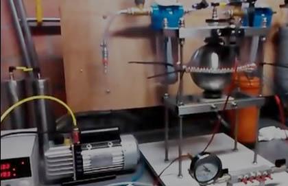 Geert reactor environment