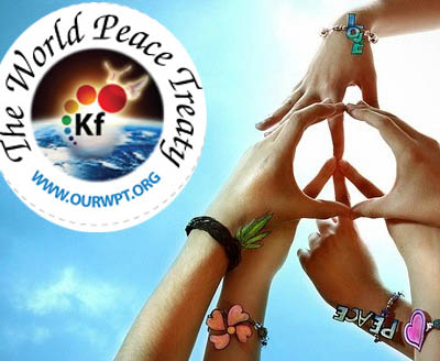 Tratado de Paz Mundial Keshe Foundation