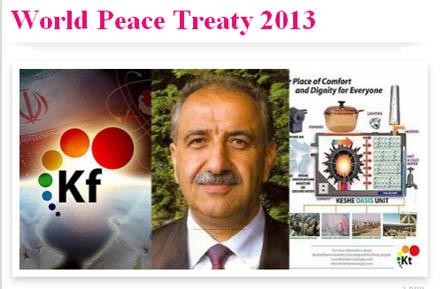 Petição pela Paz Mundial
