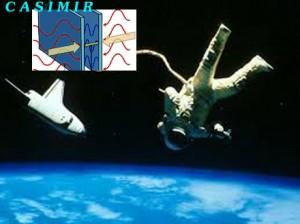Efeito Casimir mostra que vácuo não existe