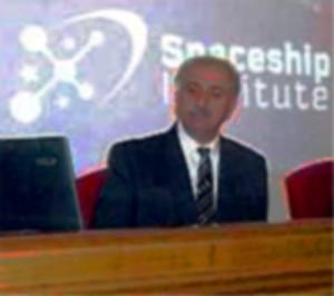 Mehran Keshe anuncia os parâmetros que guiarão o Instituto Espacial.